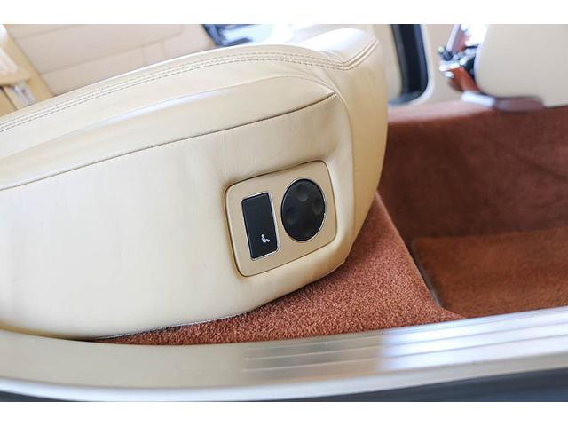 フライングスパー マイナーチェンジ後モデル 後期マンソリーエアロ/LEDライト付Fスポイラー Sスカート Rスカート グリル トランクスポイラー マフラーカッター/ 全席シートヒーター・クーラー Bluetooth接続(51枚目)