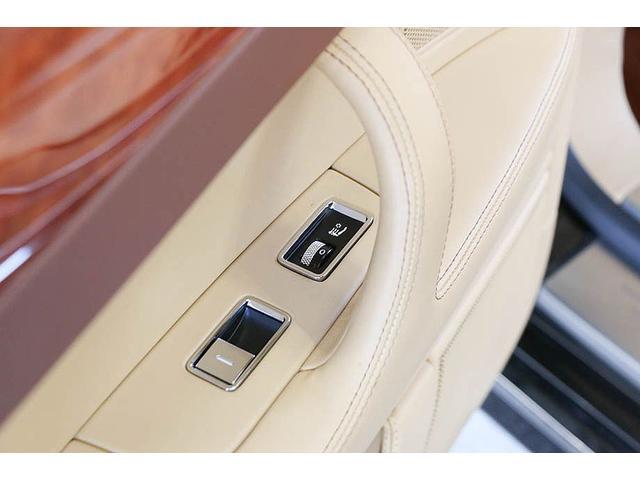フライングスパー マイナーチェンジ後モデル 後期マンソリーエアロ/LEDライト付Fスポイラー Sスカート Rスカート グリル トランクスポイラー マフラーカッター/ 全席シートヒーター・クーラー Bluetooth接続(52枚目)