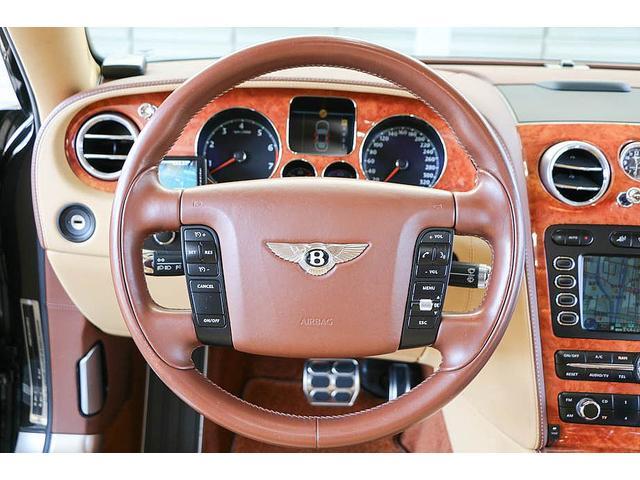 フライングスパー マイナーチェンジ後モデル 後期マンソリーエアロ/LEDライト付Fスポイラー Sスカート Rスカート グリル トランクスポイラー マフラーカッター/ 全席シートヒーター・クーラー Bluetooth接続(54枚目)