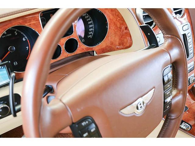 フライングスパー マイナーチェンジ後モデル 後期マンソリーエアロ/LEDライト付Fスポイラー Sスカート Rスカート グリル トランクスポイラー マフラーカッター/ 全席シートヒーター・クーラー Bluetooth接続(55枚目)