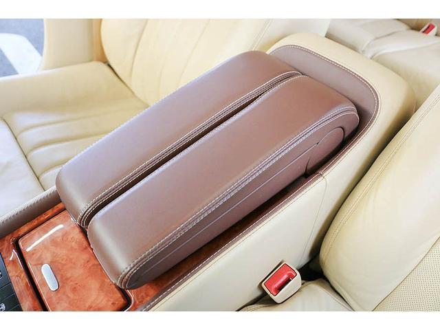 フライングスパー マイナーチェンジ後モデル 後期マンソリーエアロ/LEDライト付Fスポイラー Sスカート Rスカート グリル トランクスポイラー マフラーカッター/ 全席シートヒーター・クーラー Bluetooth接続(64枚目)