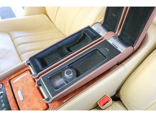フライングスパー マイナーチェンジ後モデル 後期マンソリーエアロ/LEDライト付Fスポイラー Sスカート Rスカート グリル トランクスポイラー マフラーカッター/ 全席シートヒーター・クーラー Bluetooth接続(65枚目)