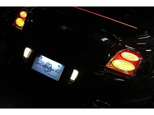 フライングスパー マイナーチェンジ後モデル 後期マンソリーエアロ/LEDライト付Fスポイラー Sスカート Rスカート グリル トランクスポイラー マフラーカッター/ 全席シートヒーター・クーラー Bluetooth接続(79枚目)