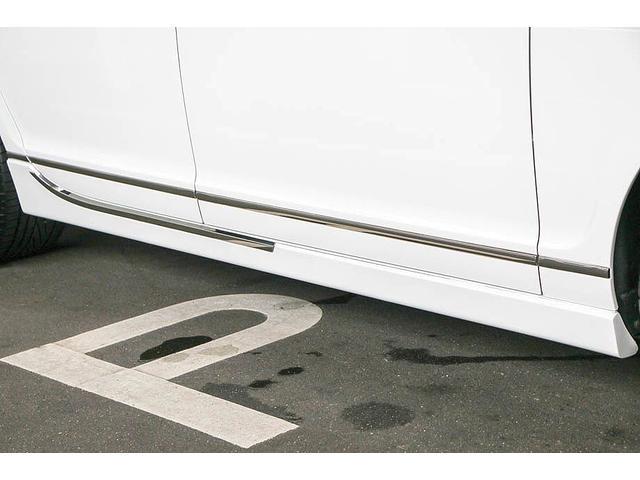 フライングスパー 正規D車 左ハンドル マンソリー後期フルエアロ/トランクスポイラー/マフラーエンド 22インチAW 後期ルックLEDヘッドライト ツートンレザーインテリア フルセグTV/バックモニター サンルーフ(17枚目)