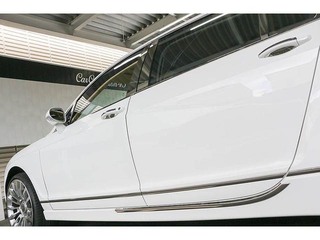 フライングスパー 正規ディーラー車 4人乗り マンソリーエアロ(フロント・サイド・リア)マンソリー22インチホイール SR ブラウン/ベージュツートンレザーインテリア インターフェイス装着(フルセグTV・バックカメラ)(33枚目)