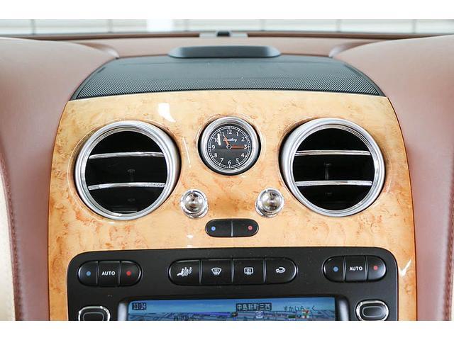 フライングスパー 正規ディーラー車 4人乗り マンソリーエアロ(フロント・サイド・リア)マンソリー22インチホイール SR ブラウン/ベージュツートンレザーインテリア インターフェイス装着(フルセグTV・バックカメラ)(60枚目)