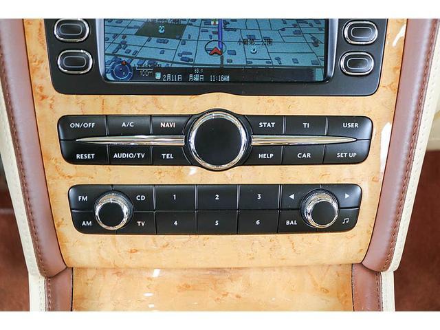 フライングスパー 正規ディーラー車 4人乗り マンソリーエアロ(フロント・サイド・リア)マンソリー22インチホイール SR ブラウン/ベージュツートンレザーインテリア インターフェイス装着(フルセグTV・バックカメラ)(63枚目)