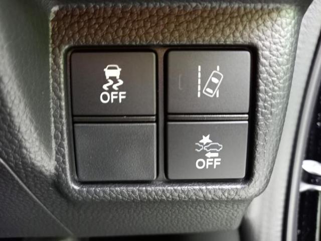 G・Lホンダセンシング ナビ装着SPパケ/前席シートヒーター 衝突被害軽減システム アダプティブクルーズコントロール  バックカメラ LEDヘッドランプ 禁煙車 レーンアシスト(16枚目)