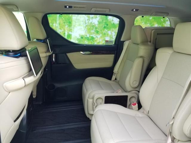 G 社外 11インチ メモリーナビ/フリップダウンモニター/パーキングアシスト バックガイド/ヘッドランプ LED/ETC/EBD付ABS/横滑り防止装置/TV/エアバッグ 運転席 衝突被害軽減システム(6枚目)