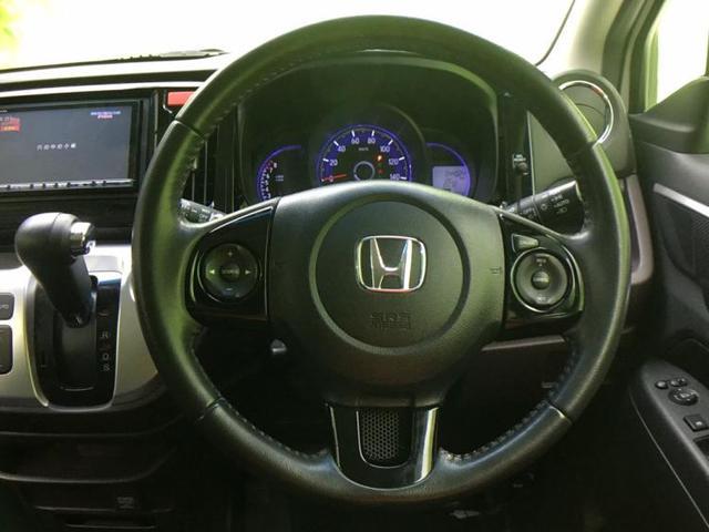 G・ターボパッケージ 社外 7インチ メモリーナビ/ヘッドランプ LED/EBD付ABS/横滑り防止装置/アイドリングストップ/TV/エアバッグ 運転席/エアバッグ 助手席/アルミホイール/パワーウインドウ ワンオーナー(16枚目)