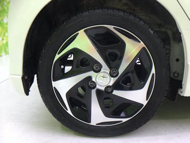 G・ターボパッケージ 社外 7インチ メモリーナビ/ヘッドランプ LED/EBD付ABS/横滑り防止装置/アイドリングストップ/TV/エアバッグ 運転席/エアバッグ 助手席/アルミホイール/パワーウインドウ ワンオーナー(17枚目)