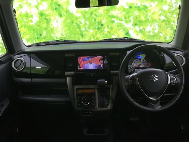 JスタイルIIターボ 社外 7インチ メモリーナビ/車線逸脱防止支援システム/ヘッドランプ HID/ETC/EBD付ABS/横滑り防止装置/アイドリングストップ/TV/エアバッグ 運転席/エアバッグ 助手席 ワンオーナー(4枚目)