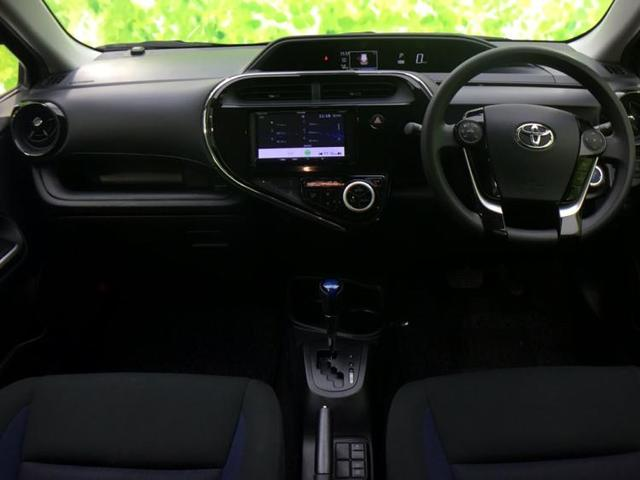 S 社外7型ナビ/バックモニター/トヨタセーフティ バックカメラ レーンアシスト パークアシスト ETC Bluetooth 記録簿 アイドリングストップ オートマチックハイビーム オートライト(4枚目)