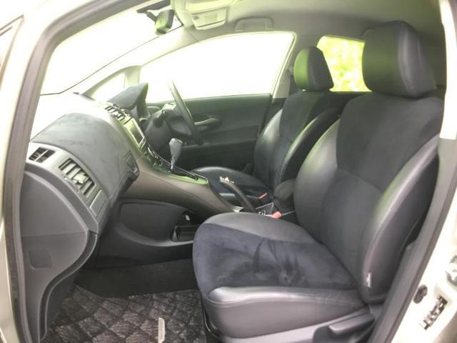G 純正 HDDナビ/シート ハーフレザー/EBD付ABS/横滑り防止装置/エアバッグ 運転席/エアバッグ 助手席/エアバッグ サイド/アルミホイール/パワーウインドウ/キーレスエントリー/オートエアコン(5枚目)