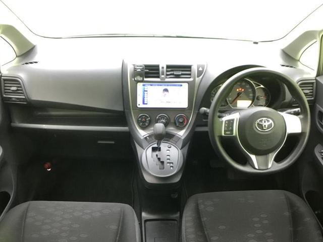 Xスマートストップセレクション 純正 7インチ メモリーナビ/EBD付ABS/横滑り防止装置/アイドリングストップ/TV/エアバッグ 運転席/エアバッグ 助手席/パワーウインドウ/キーレスエントリー/パワーステアリング/ワンオーナー(4枚目)
