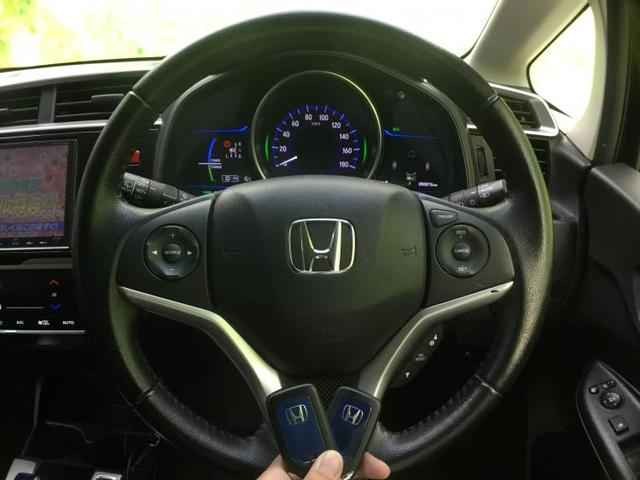 ハイブリッド・Lパッケージ 純正 8インチ メモリーナビ/シート ハーフレザー/ヘッドランプ HID/EBD付ABS/横滑り防止装置/アイドリングストップ/TV/エアバッグ 運転席/エアバッグ 助手席/アルミホイール 禁煙車(16枚目)