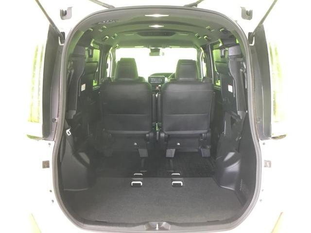 Siダブルバイビー 社外 7インチ メモリーナビ/両側電動スライドドア/シート ハーフレザー/車線逸脱防止支援システム/ヘッドランプ LED/ETC/EBD付ABS/横滑り防止装置/アイドリングストップ ワンオーナー(8枚目)