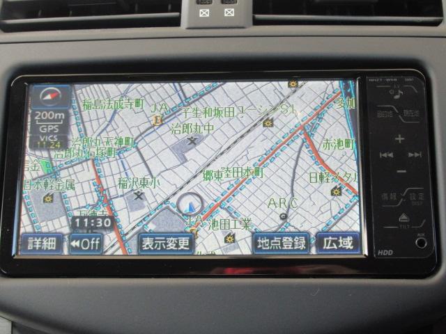 240S HDDナビ フルセグTV バックカメラ HID(2枚目)