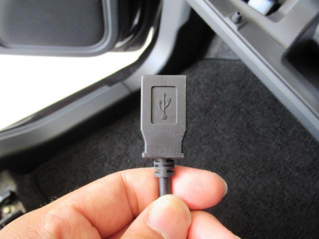 USBの接続も可能です。