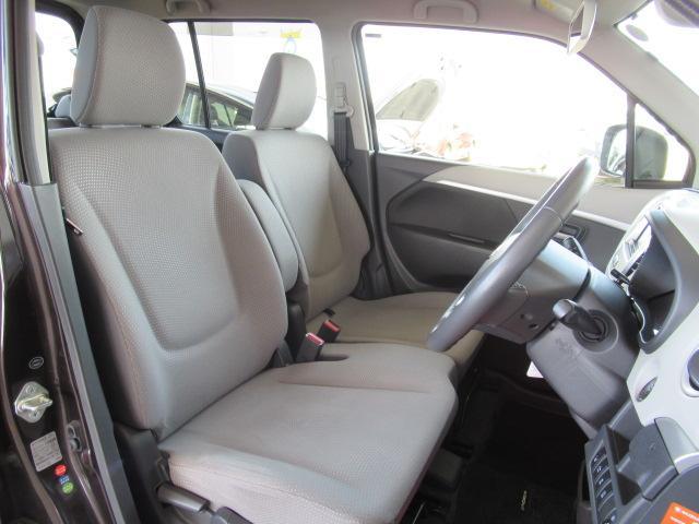 使用頻度の高いフロントシートも気になるスレや汚れも無く綺麗な状態です!!