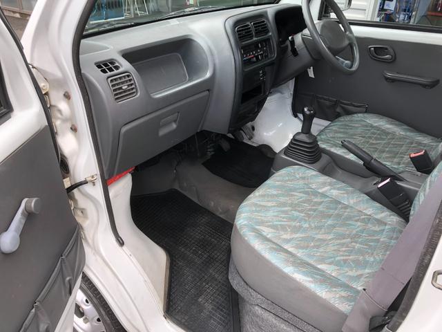 KU 4WD エアコン フロア5速マニュアル(12枚目)