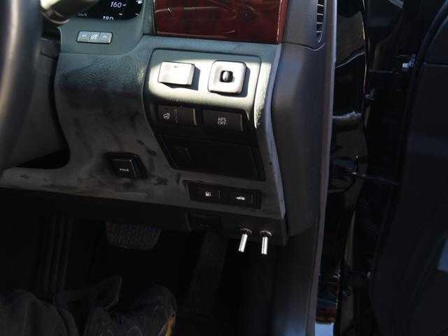 レクサス LS LS460 バージョンS 黒革 サンルーフ 後期仕様