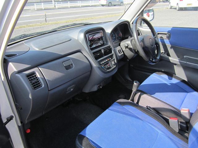 RS 4WD 5速MT スーパーチャージャー Tベルト交換済(16枚目)