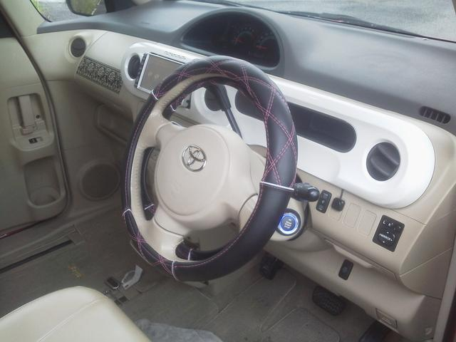 トヨタ ポルテ 150r CVT プッシュスタート 電動スライドドア