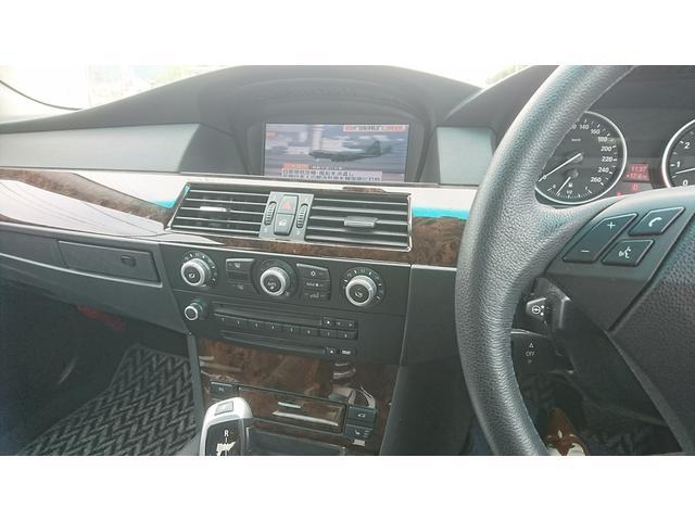 BMW BMW 525iハイラインパッケージ 地デジフルセグ 1オーナー