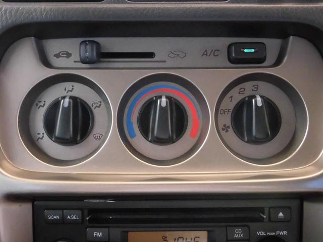 ホンダ バモスホビオプロ プロ 禁煙車 純正CDオーディオ 両側スライドドア