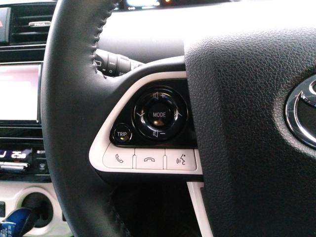 トヨタ プリウス S 衝突軽減 純正SDナビ 社外フルエアロ