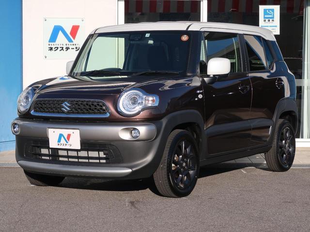 「スズキ」「クロスビー」「SUV・クロカン」「愛知県」の中古車38