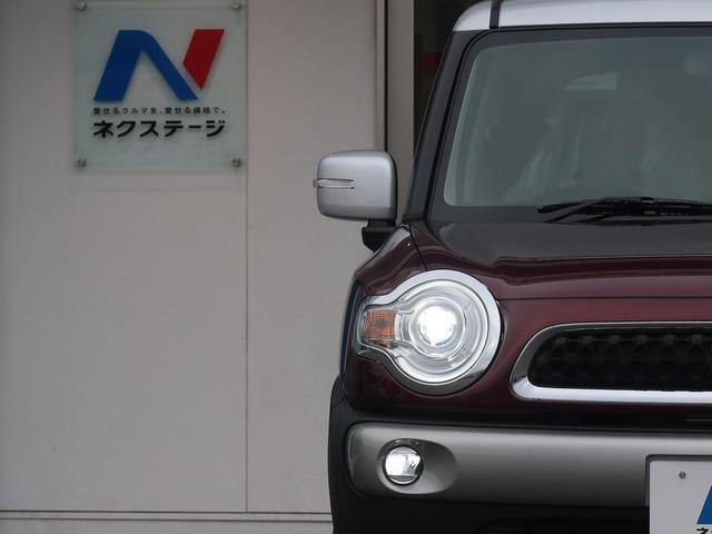 「スズキ」「クロスビー」「SUV・クロカン」「愛知県」の中古車10