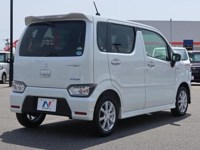 「スズキ」「ワゴンRスティングレー」「コンパクトカー」「愛知県」の中古車40