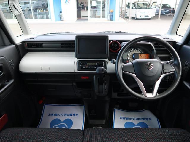 ハイブリッドG スマートキー アイドリングストップ オートエアコン オートライト 横滑り防止装置 シートベルトアジャスター シートアンダーボックス ドアバイザー 電動格納ミラー バニティミラー 革巻きステアリング(2枚目)