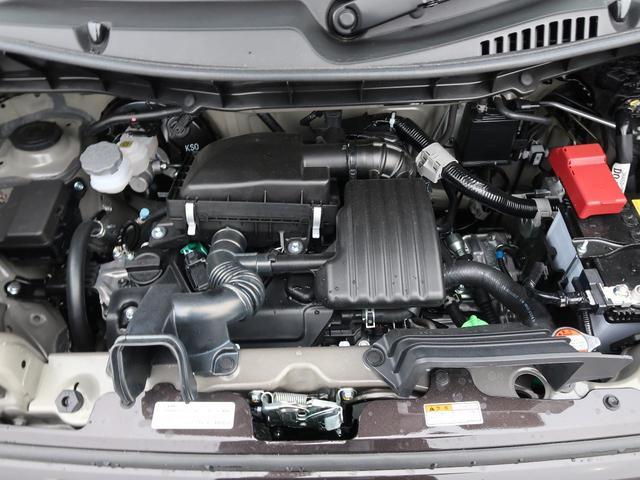 ハイブリッドG 届出済未使用車 両側スライドドア オートエアコン オートライト アイドリングストップ スマートキー 電動格納式ミラー 横滑り防止装置 バニティーミラー シートアンダーボックス ヘッドライトレベライザー(21枚目)