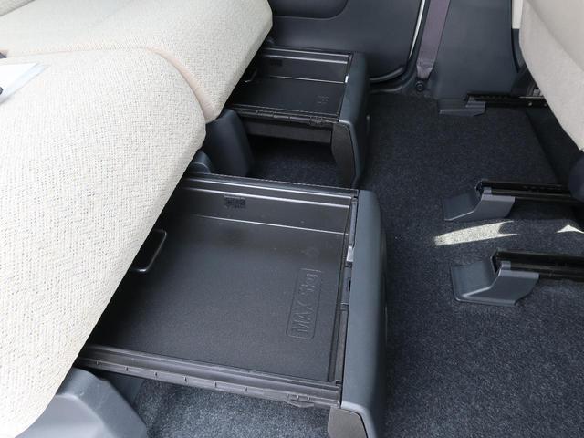 Xリミテッド SAII SDナビフルセグ 両側電動スライドドア 衝突被害軽減装置 バックカメラ スマートキー プッシュスタート オートライト オートエアコン アイドリングストップ ベージュインテリア 置きラクボックス(33枚目)