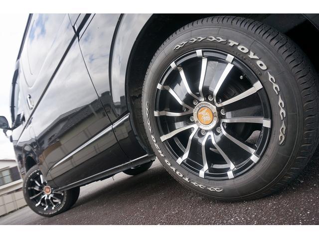 トヨタ ハイエースバン ロングスーパーGL4型4WDLSDスマトキBIGX8ナビ