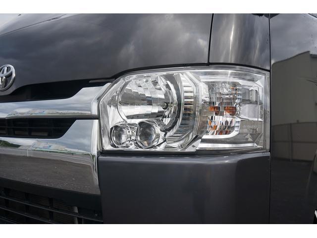 トヨタ ハイエースバン ロングスーパーGL4型4WD LSD16AW SDナビ