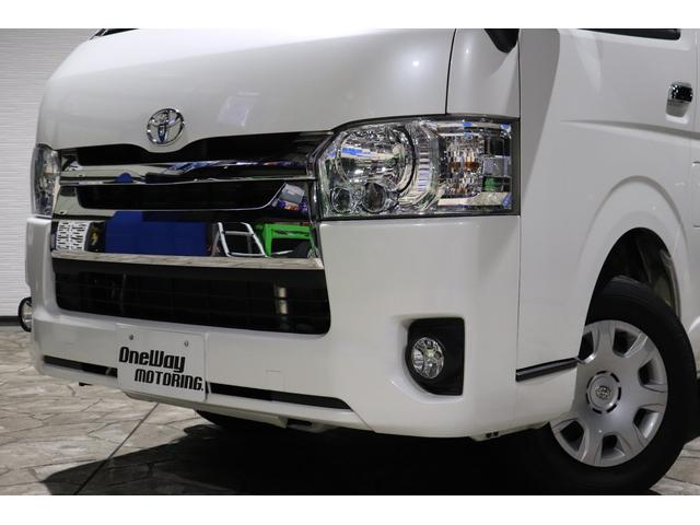 ロングスーパーGL4型4WDスマトキLEDヘッド両側Pドア(4枚目)