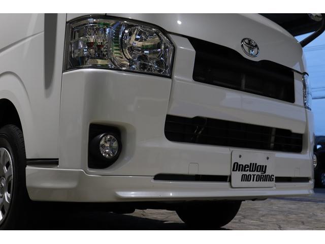 ロングスーパーGL4型4WD両側PドアスマートキーLSD(7枚目)