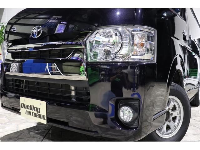 スーパーGLDプライム4型4WDスマトキ両側Pドア後席モニタ(3枚目)