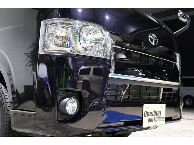 スーパーGLDプライム4型4WDスマトキ両側Pドア後席モニタ(6枚目)