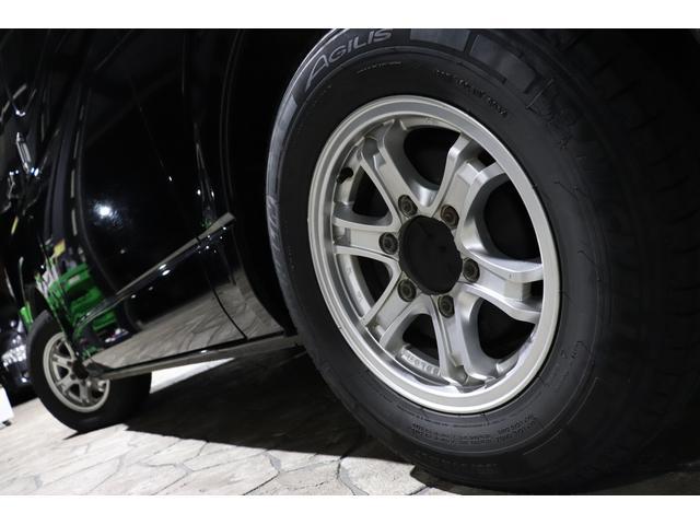 スーパーGLDプライム4型4WDスマトキ両側Pドア後席モニタ(10枚目)