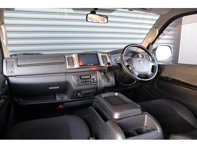 スーパーGLDプライム4型4WDスマトキ両側Pドア後席モニタ(15枚目)