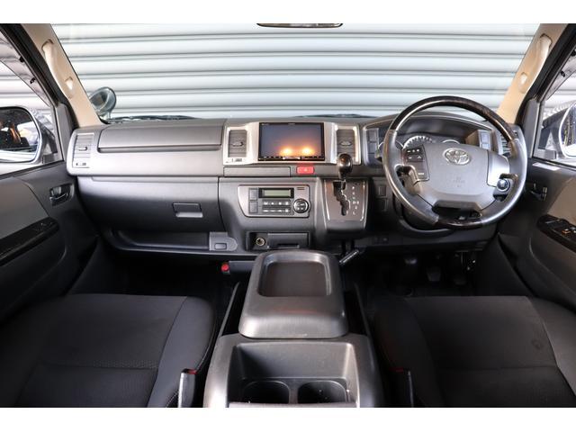 スーパーGLDプライム4型4WDスマトキ両側Pドア後席モニタ(16枚目)