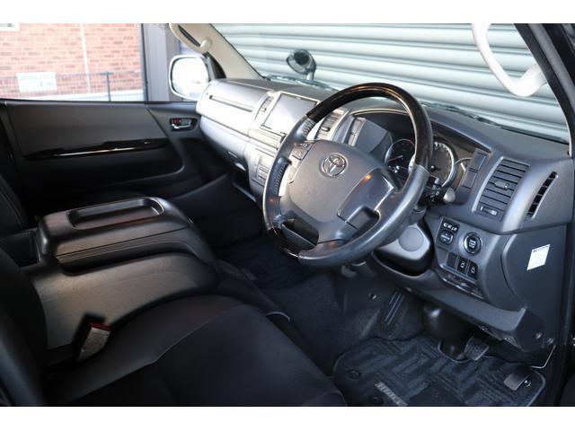 スーパーGLDプライム4型4WDスマトキ両側Pドア後席モニタ(17枚目)