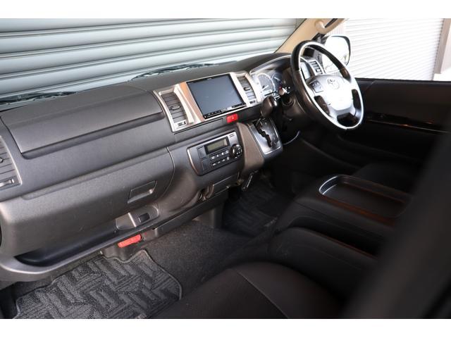 スーパーGLDプライム4型4WDスマトキ両側Pドア後席モニタ(19枚目)