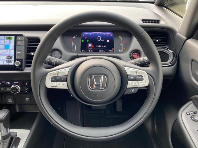 リュクス 1年保証付 ユーザー買取車 ハーフレザー ホンダセンシング 純正9インチメモリーナビ フルセグTV レーダークルーズコントロール LEDヘッドライト クリアランスソナー ステアリングヒーター(28枚目)