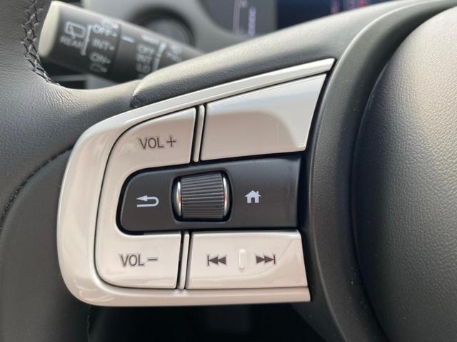 リュクス 1年保証付 ユーザー買取車 ハーフレザー ホンダセンシング 純正9インチメモリーナビ フルセグTV レーダークルーズコントロール LEDヘッドライト クリアランスソナー ステアリングヒーター(32枚目)